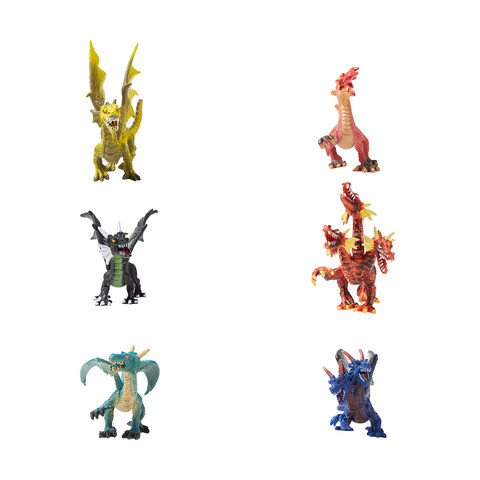 Dragon Collection Assorted Kmart