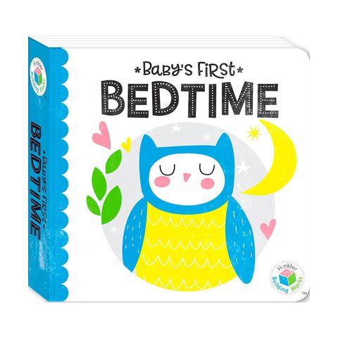 Baby's 1st Bedtime Book