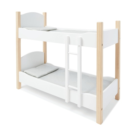 Wooden Doll Bunk Bed Kmart
