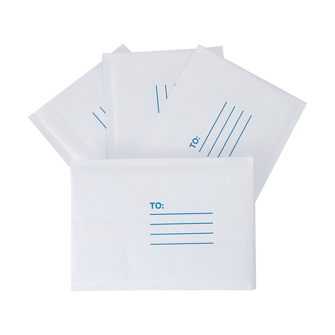 4 Pack Size 1 Padded Envelopes
