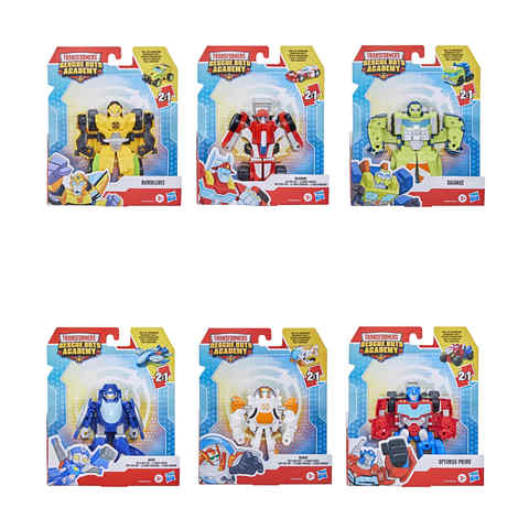 transformers rescue bots assorted kmart