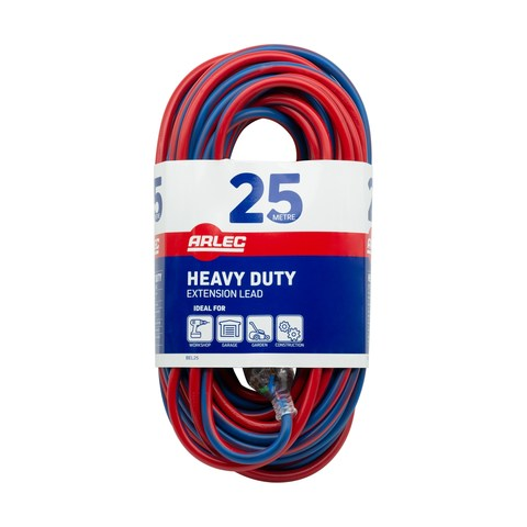 25M Heavy Duty Extension Lead