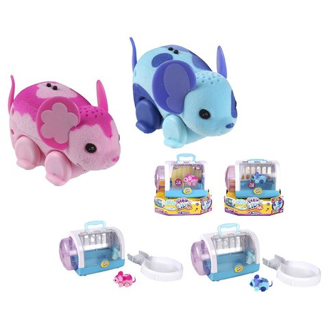 Little Live Pets Lil' Mouse House - Assorted