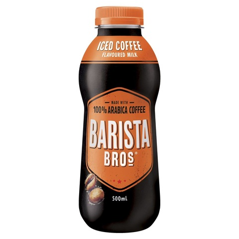 500ml Barista Bros Iced Coffee