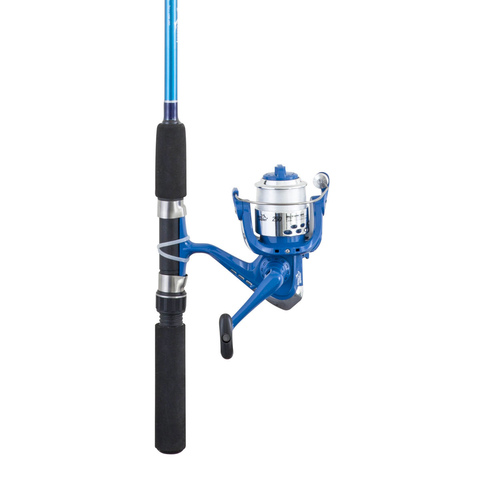 Jarvis walker led flash 5ft combo blue kmart for Fishing gear stores near me