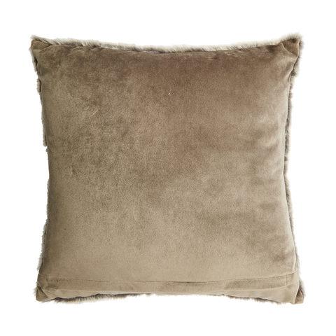 Reindeer Faux Fur Cushion Kmart Inspiration Kmart Decorative Pillows