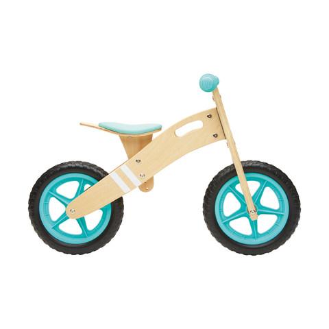 28cm Wooden Balance Bike Kmart