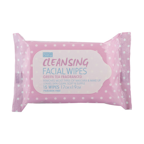 Cleansing Facial Wipes