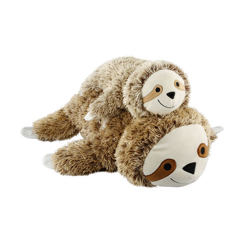 Mother And Baby Sloth Plush Kmart