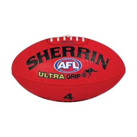 Sherrin AFL Ultra Grip Football - Size