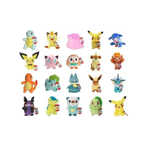 Pokemon 8in. Plush Toy - Assorted  e568b4f6ff