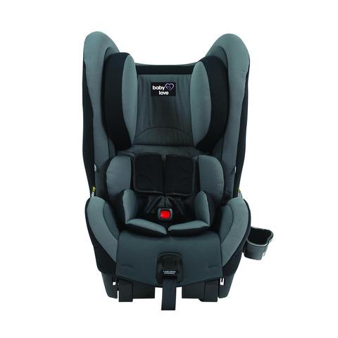 Ezy Switch Convertible Car Seat Grey Kmart