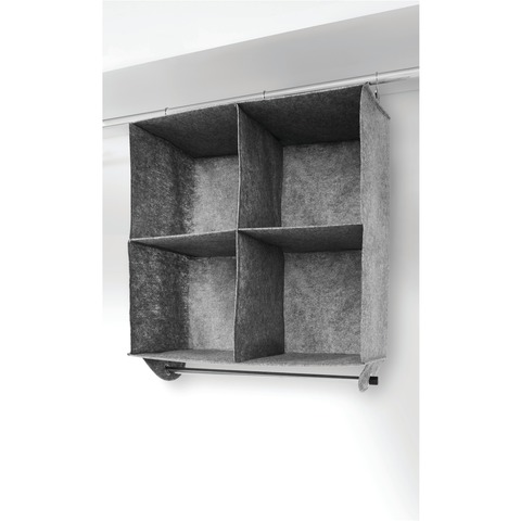4 Section Hanging Organiser with