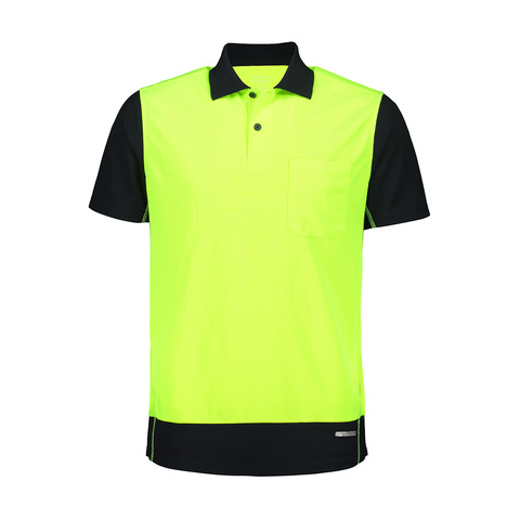 Workwear Cool Fluro Polo T-Shirt