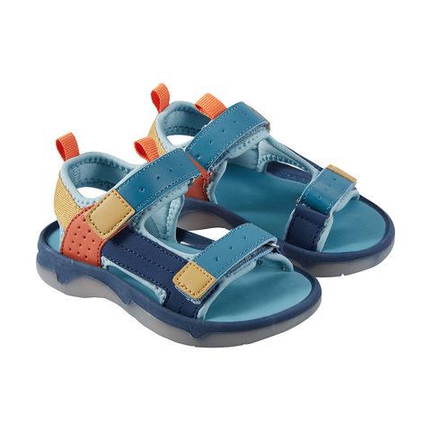 Junior Light Up Sandals   Kmart
