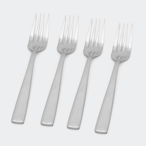 Set of 4 Hawthorne Heavy Gauge Forks