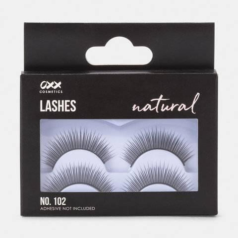 2 Pack Pairs Jennifer False Lashes