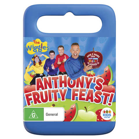 The Wiggles: Anthony's Fruity Feast! - DVD