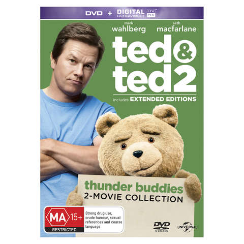 Ted: Thunder Buddies Collection - DVD