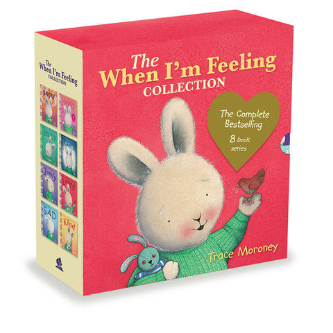 The When I'm Feeling Collection - Pack of 8 Books