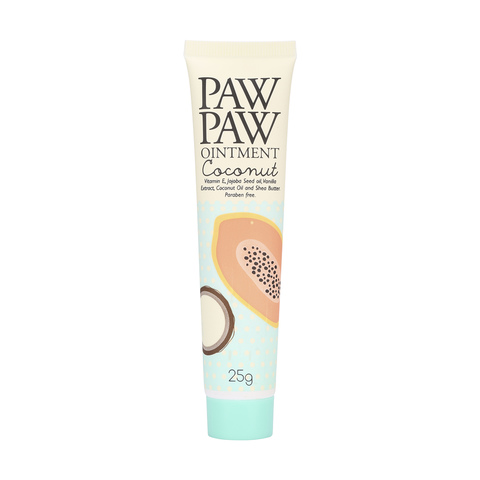 Coconut Paw Paw Ointment 25g