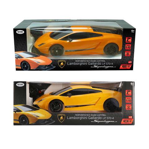 281e00c59a Performance RC Lamborghini Gallardo LP 570-4 Superleggera Car Toy - Assorted