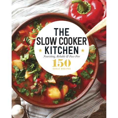The Slow Cooker Kitchen - Book