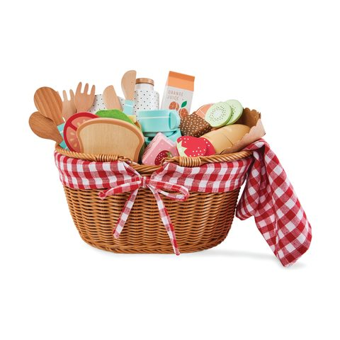 Wooden Picnic Set Kmart