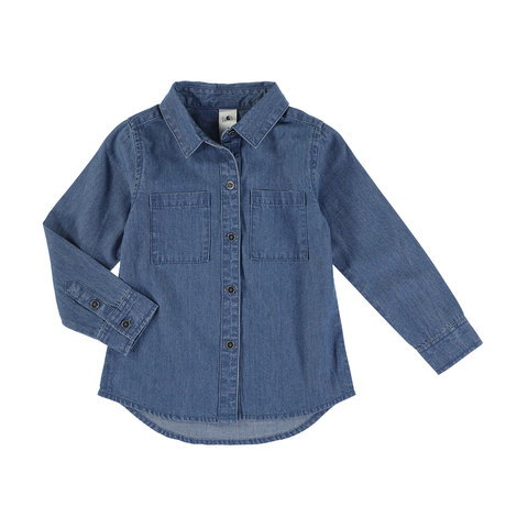 Chambray shirt kmart for Cuisine you chambray