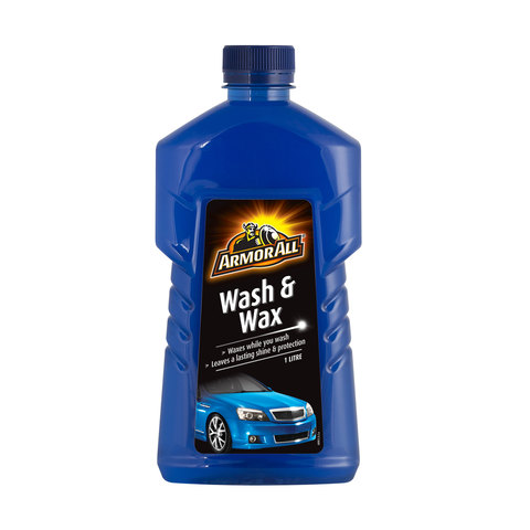 Armor All Car Wash & Wax - 1L