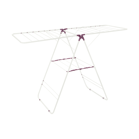 Cross Winged Clothes Airer