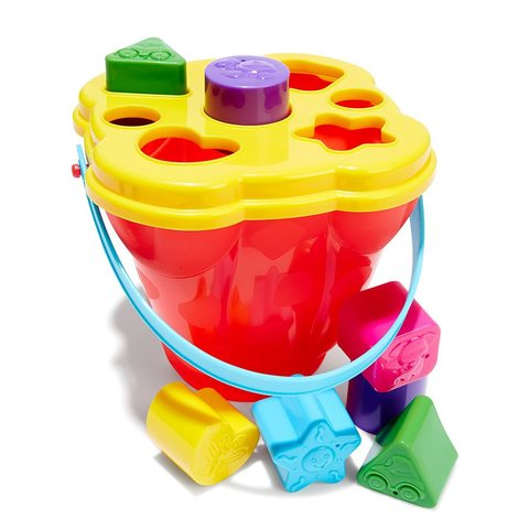Shape Sorting Bucket