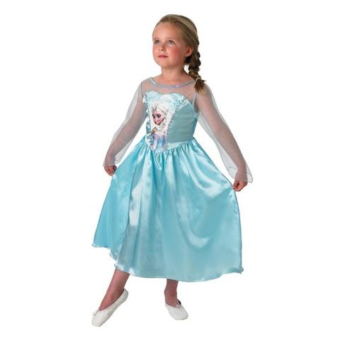 Frozen Elsa Costume - Ages 4-6  sc 1 st  Kmart & Frozen Elsa Costume - Ages 4-6 | Kmart