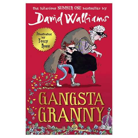 Gangsta Granny by David Williams - Book