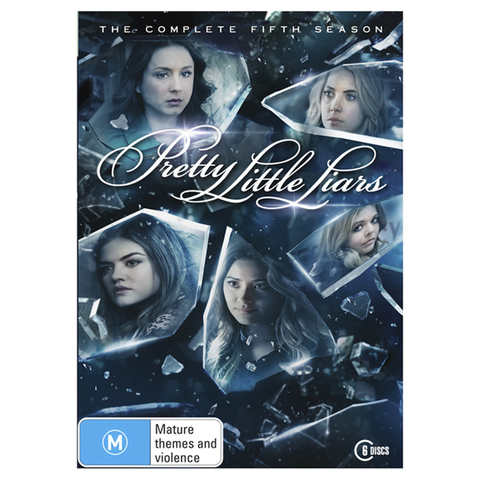 Pretty Little Liars: The Complete Fifth Season - DVD
