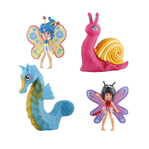 2 Pack Fairykins - Assorted