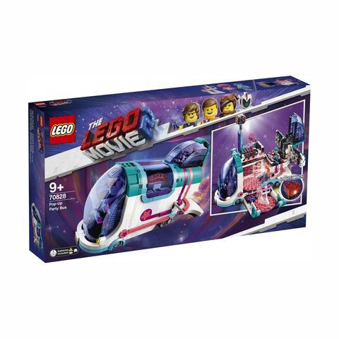 Lego Movie 2 Pop Up Party Bus 70828 Kmart