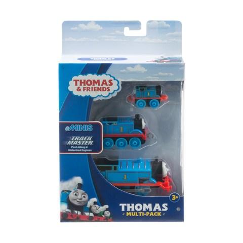 8d2407305c3e9c Fisher-Price Thomas & Friends Minis Toy Train Multi-Pack   Kmart