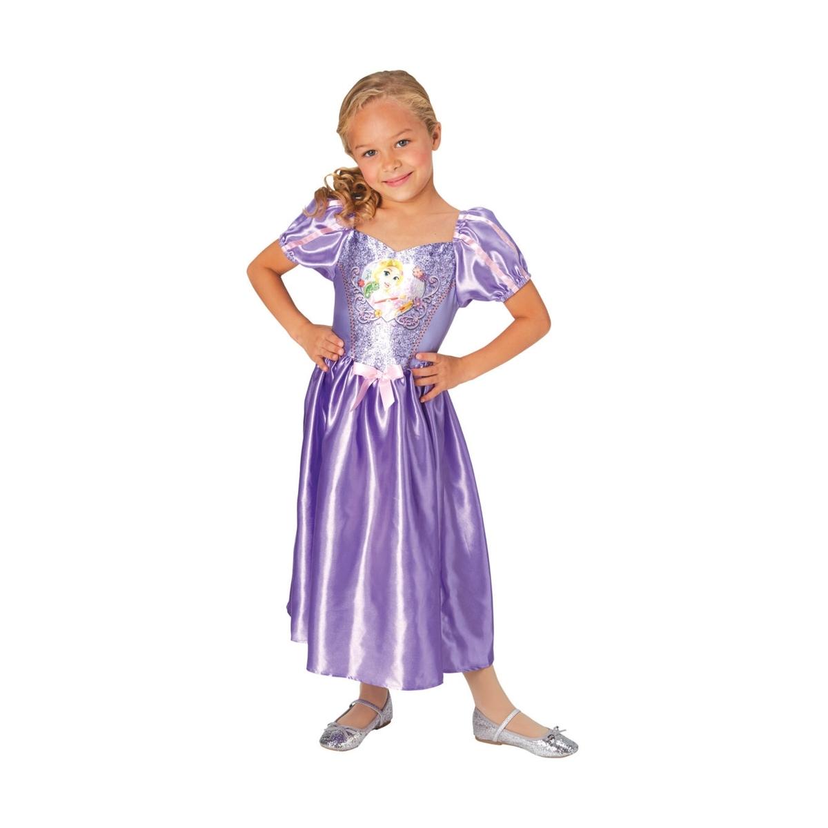 Rapunzel Costume Ages 4 6 Kmart