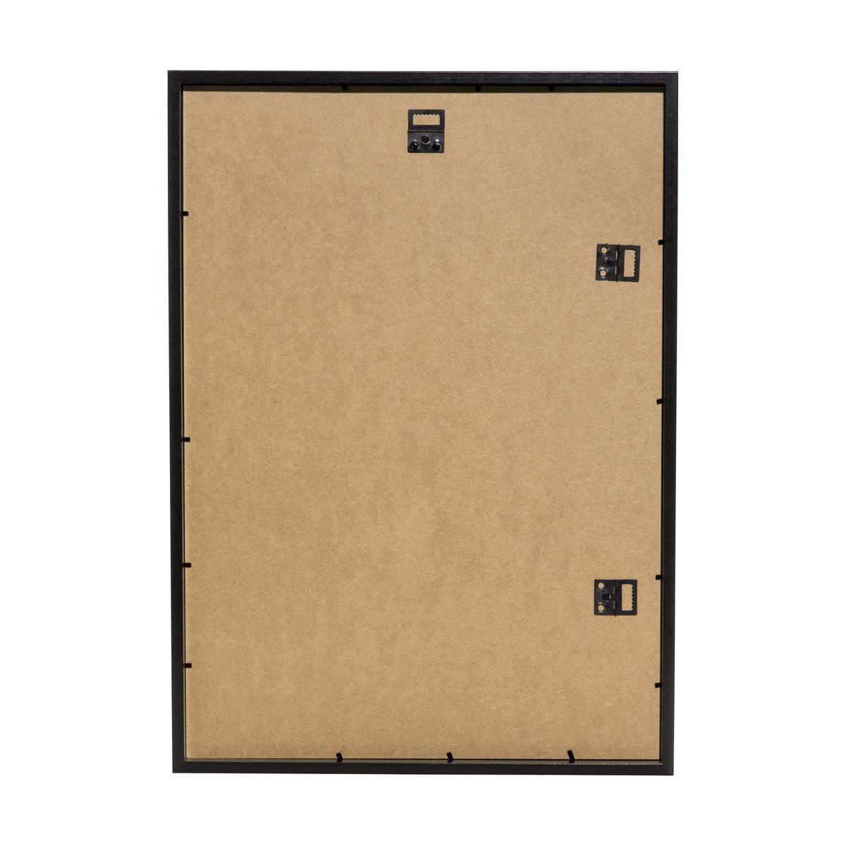 A2 Box Mat A3 Frame Black Kmart