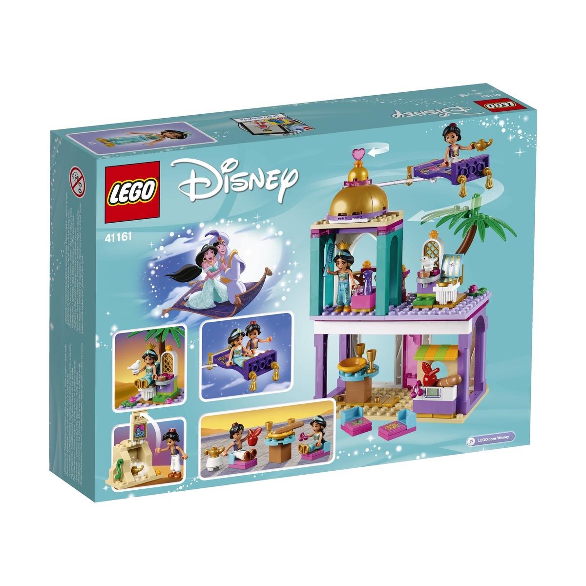 b9d6ad59aa LEGO Disney Aladdin and Jasmine's Palace Adventures - 41161 | Kmart