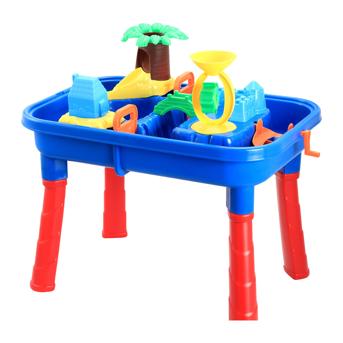 sand and water play table kmart. Black Bedroom Furniture Sets. Home Design Ideas