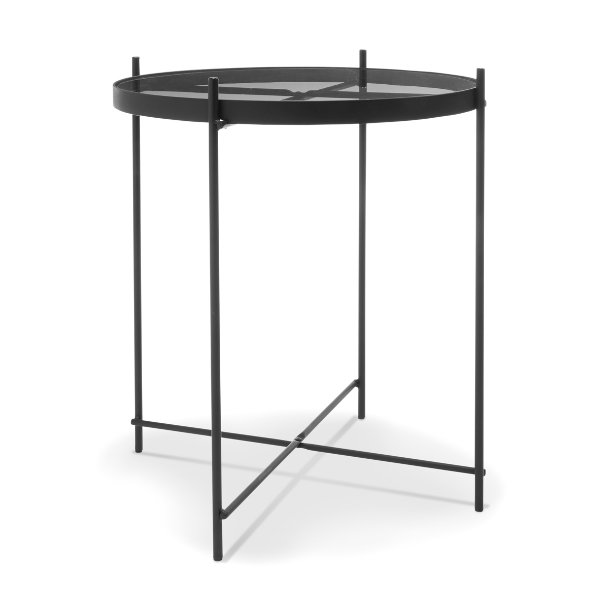 Tables coffee tables dining tables hallway tables kmart glass round side table geotapseo Image collections