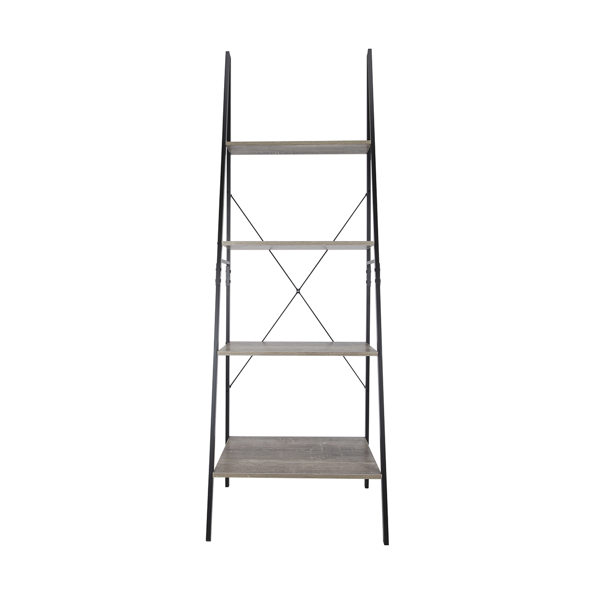 Industrial Ladder Bookshelf Kmart