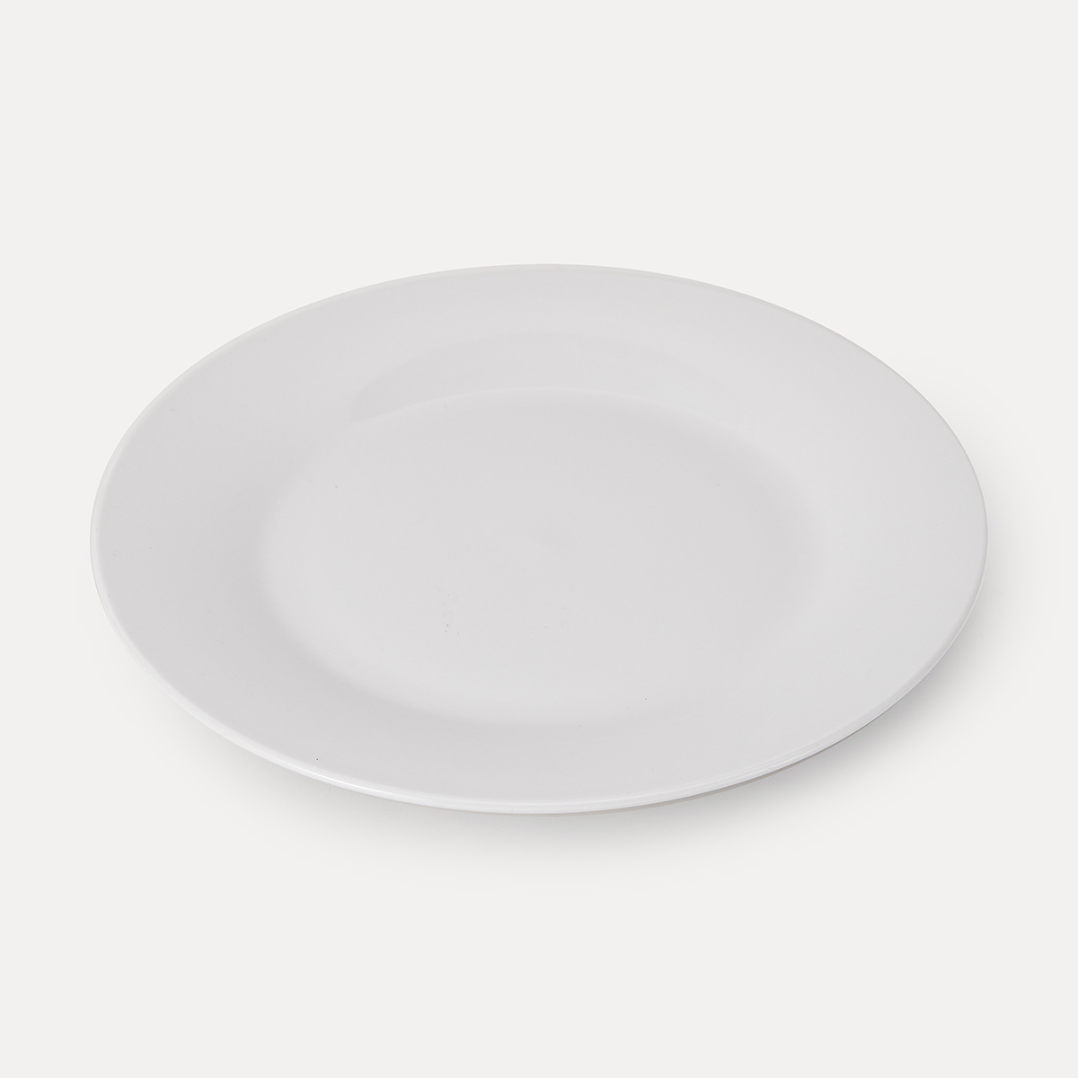 White Dinner Plate. + / - Hover over image to Zoom  sc 1 st  Kmart & White Dinner Plate | Kmart