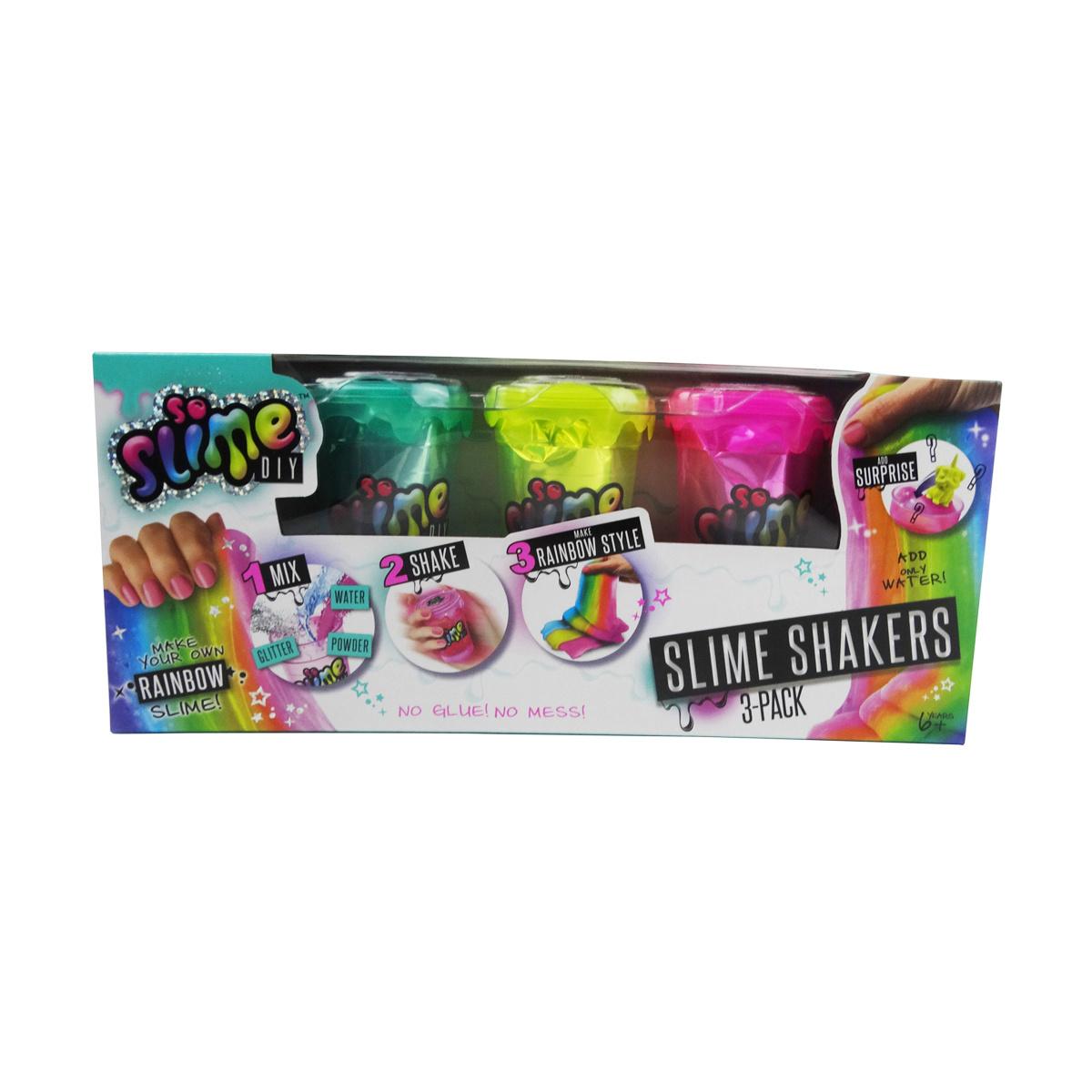 So Slime DIY Slime Shaker 3 Pack