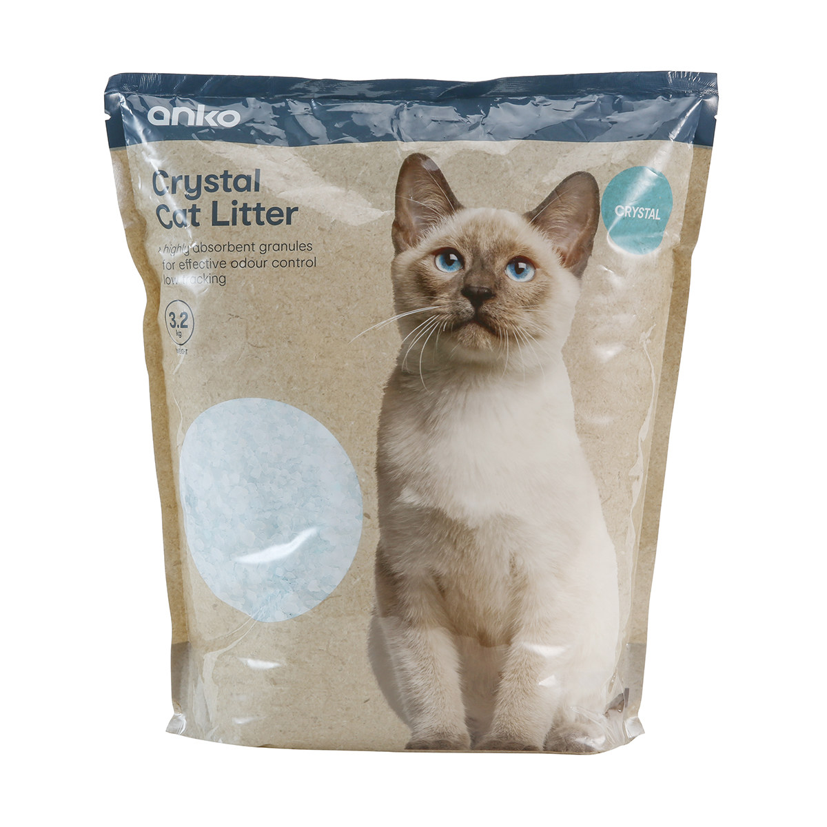 Pay My Metro >> Crystal Cat Litter - 3.2kg | Kmart