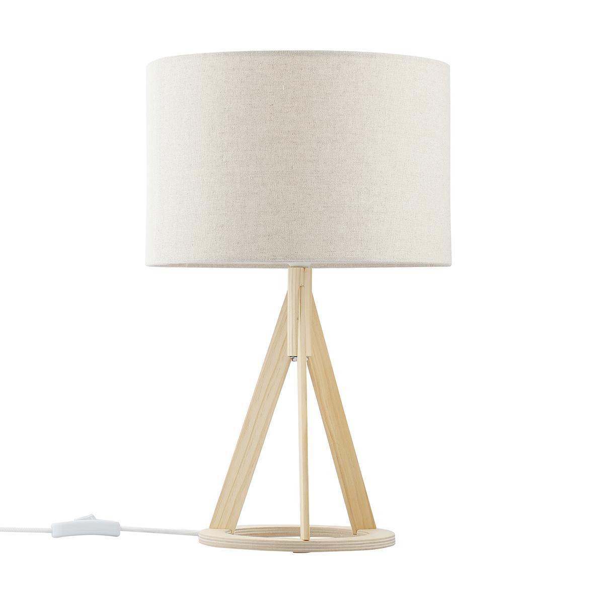 Linen Shade Lamp Kmart