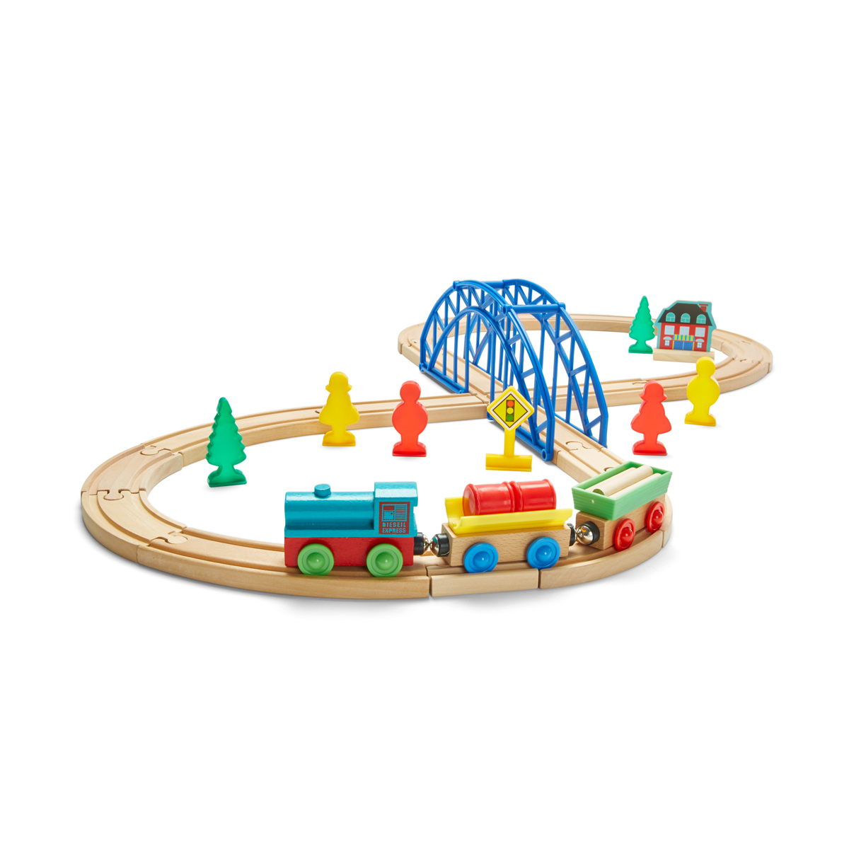 Figure 8 Train Set | Kmart