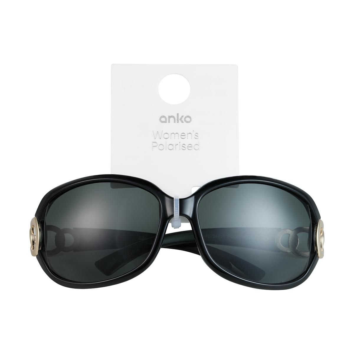 1e2d7009336b Gold Look Link Polarised Sunglasses